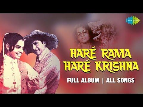 Hare Rama Hare Krishna   All Songs  Full Album  Dev Anand, Mumtaz, Zeenat Aman, Prem Chopra