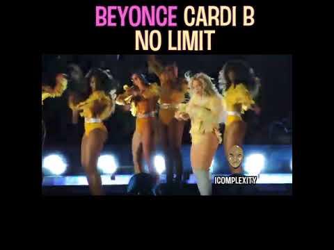 Cardi B and Beyonce - No Limit