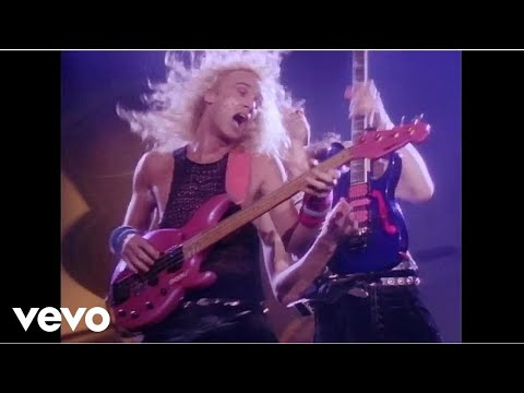 Mr. Big - Addicted To That Rush (MV)