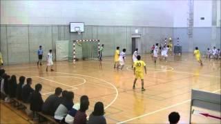 東洋大学ハンドボール部 2016春季リーグ戦VS駒澤