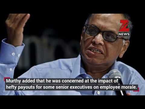 Distressed with corporate governance issues at Infosys, says Narayana Murthy