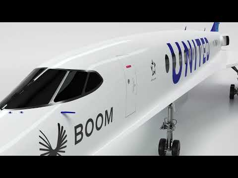 United – Supersonic planes to join our global fleet
