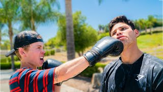Switching Lives With Ryan Garcia!
