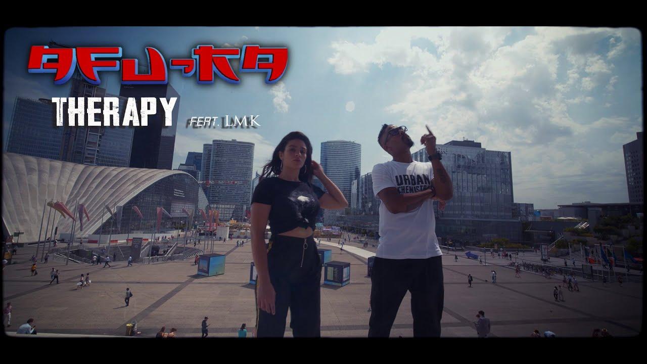 Clip : Afu-Ra - Therapy ft. LMK