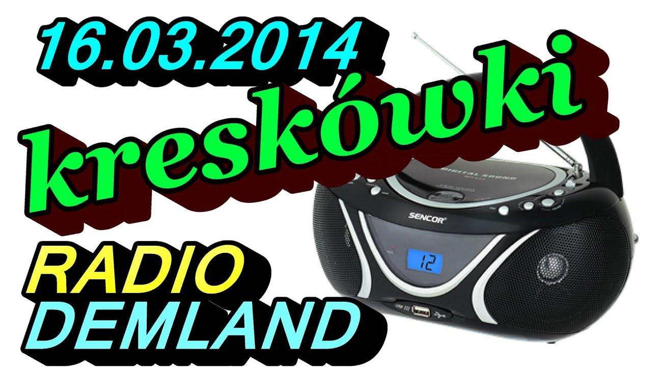Kreskówki - Radio Demland 16.03.2014