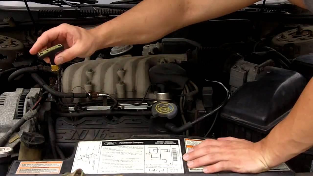 2001 ford taurus manual transmission