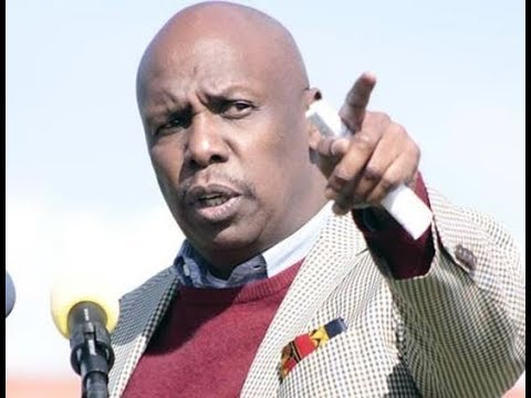 Senator Gideon Moi calls on President Kenyatta to crack the whip on persons found culpable of graft