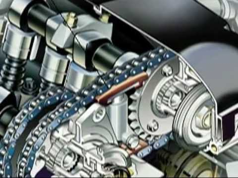 SYSTEMS OF VARIABLE VALVE TIMING