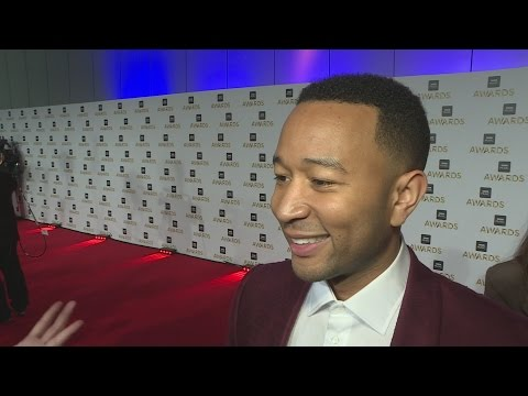 John Legend: 'Having A Kid Makes You Think About Death'