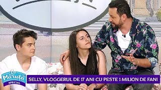 SELLY LIVE LA MARUTA CU 5GANG (ProTV)