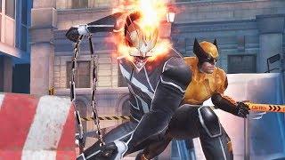 Marvel: Future Fight - 6-Star Ghost Rider (Robbie)