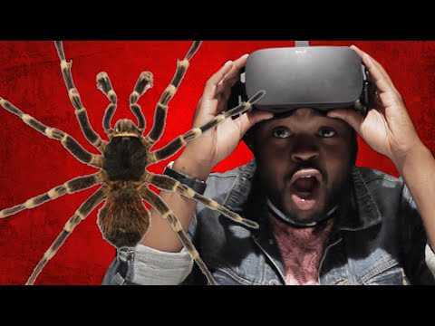 Thumbnail: People Face Their Fears in Virtual Reality