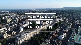 Welcome back to Cheltenham.  We've missed you!
