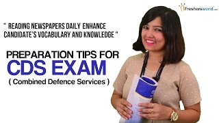 Tips and Tricks for Cracking CDS exam-Know how to prepare for CDS Exam