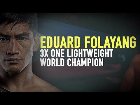 ONE Official Trailer | Eduard Folayang vs. Shinya Aoki