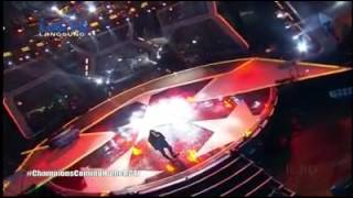 Video Merinding .. Virzha - Hadirmu @ Go Champions Concert RCTI download MP3, 3GP, MP4, WEBM, AVI, FLV Oktober 2017