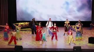 Волшебная Лампа.(спектакль) Ирена Ларсен.