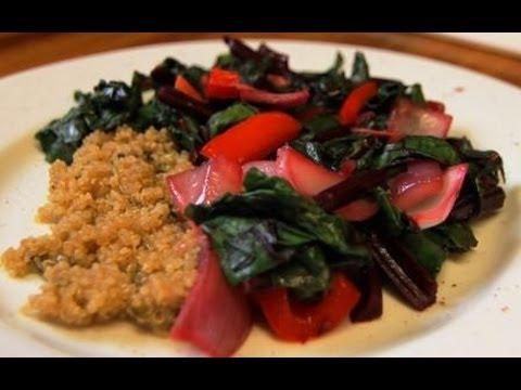 Are radish greens edible?