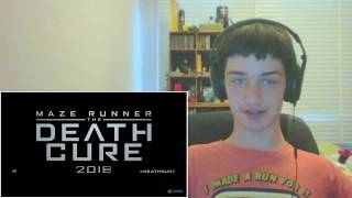 WILL THOMAS KILL AVA PAIGE? -  Maze Runner: The Death Cure Official Trailer REACTION