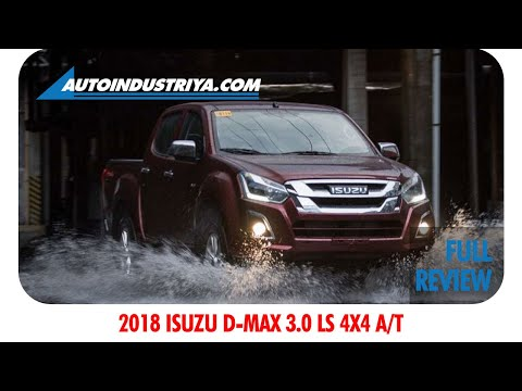 2018 Isuzu D-Max 3.0 LS 4x4 A/T - Full Review
