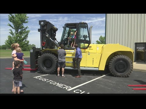 MH Equipment Hosts 'Tons Of Trucks' Event As Part Of National Forklift Safety Day