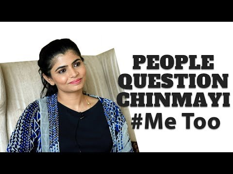 Women are asked to stay quiet: Chinmayi on #MeToo | JFW Exclusive