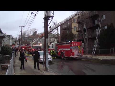 Chelsea Ma apartment fire 2-3-2016