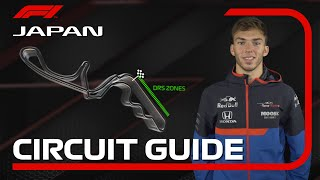 Pierre Gasly's Guide To Suzuka Circuit | 2019 Japanese Grand Prix