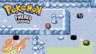 Pokemon FireRed Complete Walkthrough - Part 34: Seafoam Islands (HD 1080p)