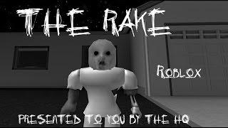 Roblox Creepypasta's - THE RAKE (Narrated)