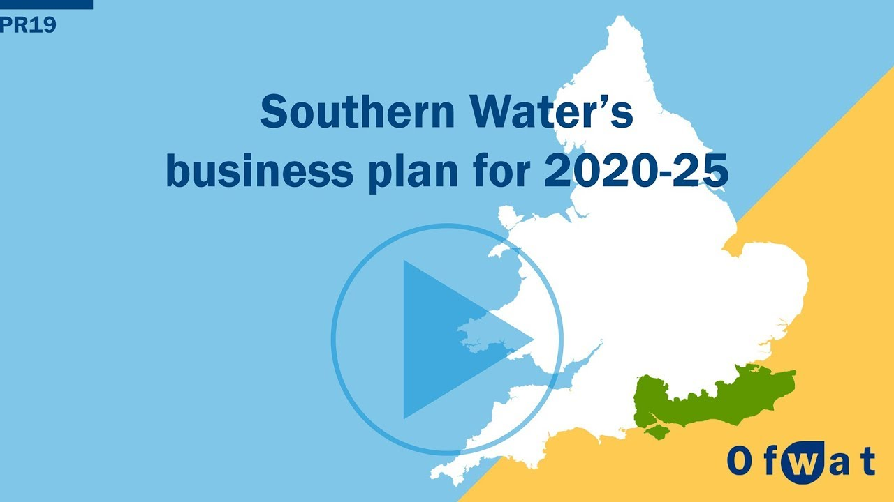 ofwat southern water business plan