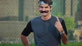 Roger Federer's Funniest Moments