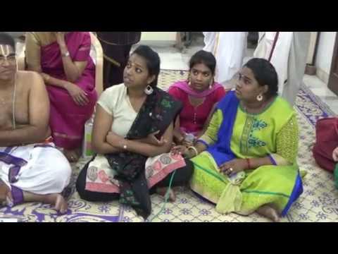 Part (1) Quiz Nammazwar as Sampradaya Prashnavalli. Participants answers