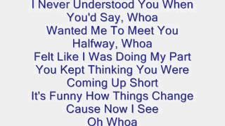 Overboard - Justin Bieber & Miley Cyrus - Lyrics
