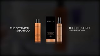 Farmavita - How to: Get incredible hair with ONELY 10 in 1