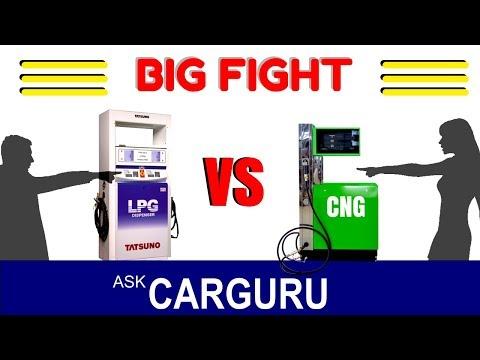 CNG नहीं क्यों ?  Petrol vs CNG vs LPG. इतनी detail से किसी और ने नहीं बताया, CARGURU, The BigFight,