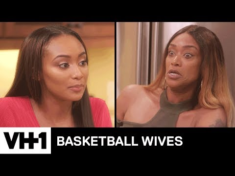 Reggie Shuts Down Tami's Daughter, Lyric 'Sneak Peek' | Basketball Wives