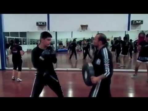 Kickboxing Black Belt ( Entrenamiento)