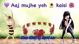 Shahid Kapoor song status |Bataf safin|