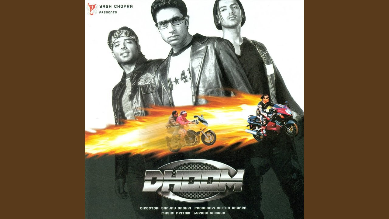 Lirik Lagu Chord Gitar Dilbara - Dhoom (Abhijeet Bhattacharya, Sowmya Raoh)