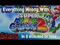 "Everything Wrong With ""Top 10 Hardest Super Mario Galaxy 2 Stars"" in 8 minutes or less"