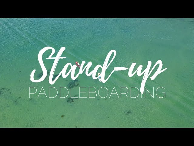 Thrills and Spills: Learning to Paddleboard