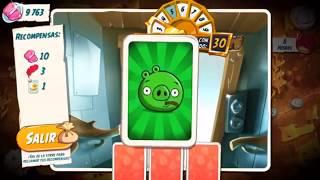 Explicándo el truco para ganar en la torre de la fortuna primera parte angry birds 2