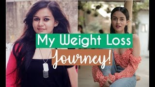 How I LOST Weight! | Komal Pandey