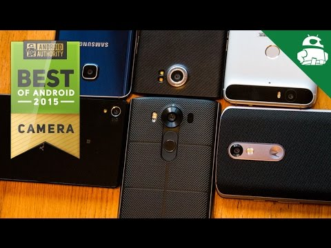 Best Of Android 2015: Camera