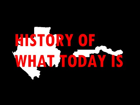 History of what today is: Gabon + The Gambia [#41]