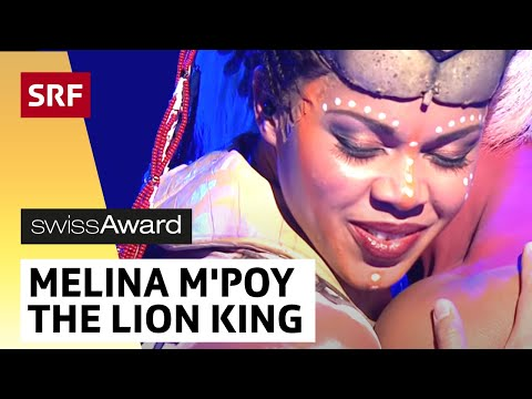 the-lion-king---musical-medley-mit-melina-m'poy---swissaward