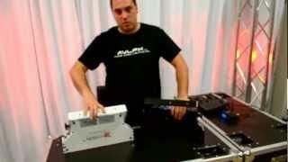AVLFX Side by Side Hanson Pro Systems Light vs China knock off