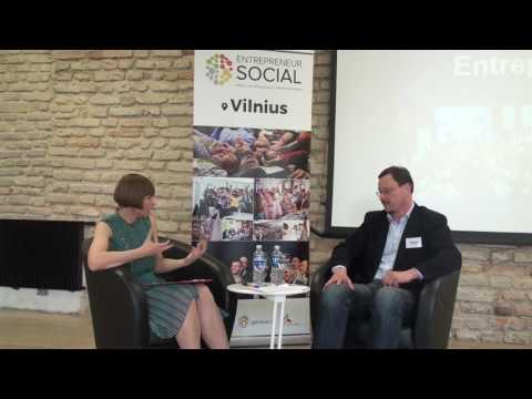 Vilnius Entrepreneur Social. Guest speaker: Tomas Andrejauskas