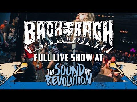BACKTRACK @ THE SOUND OF REVOLUTION 2017